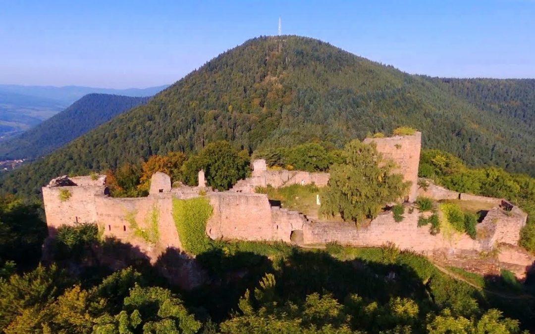 Le château du Frankenbourg