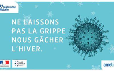 Vaccination contre la grippe saisonnière