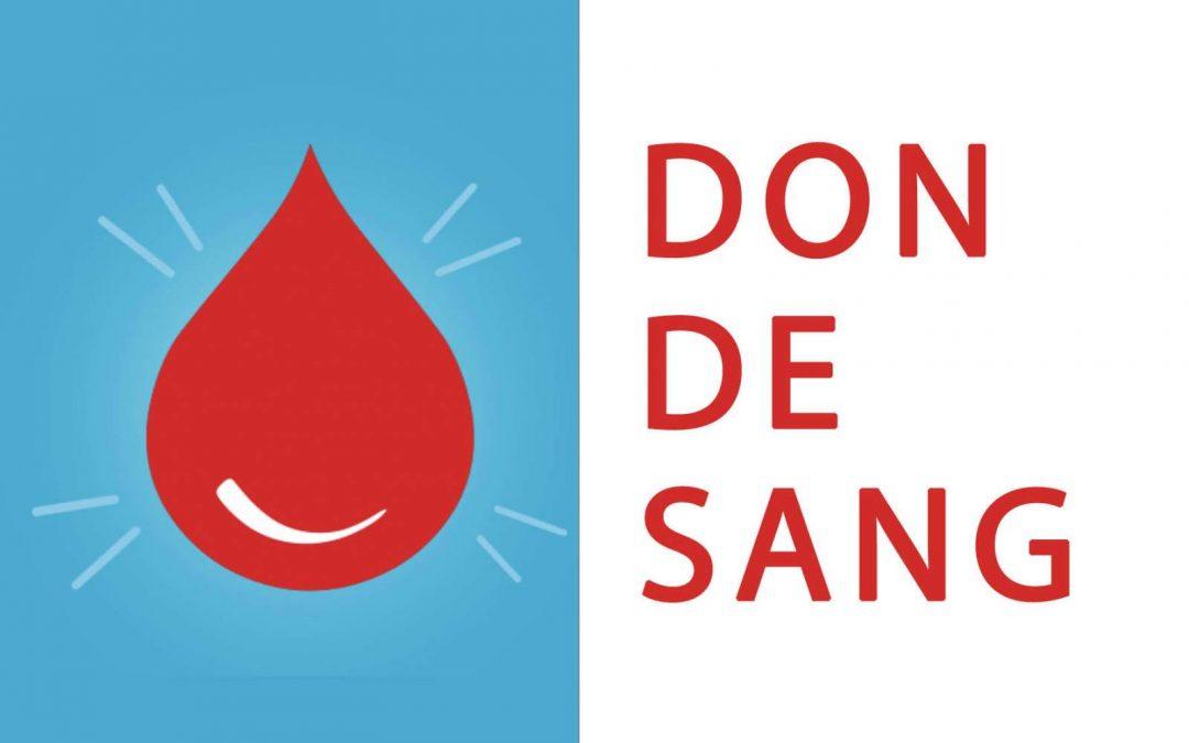 Don du sang  10 février 2021