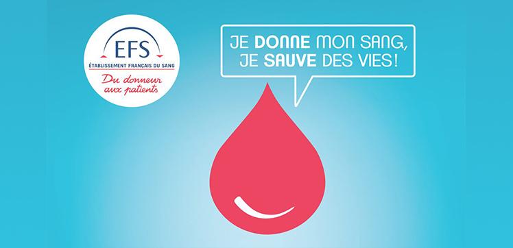 Don du sang – 26 mai 2021